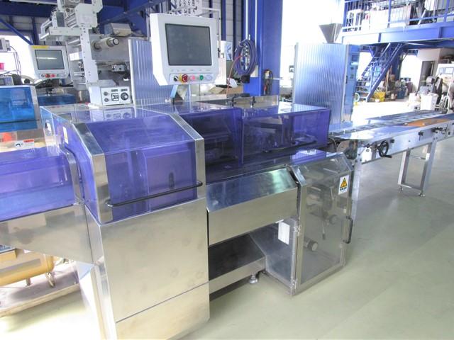 枕式包装機 大森機械工業 S-5615A-BX