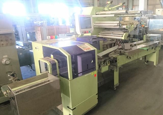 枕式包装機 大森機械工業 S-5105A-BX